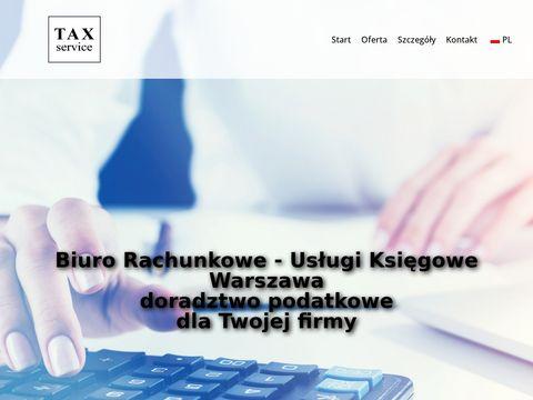 Taxservice.net.pl biuro rachunkowe Mokotów