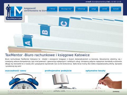 TaxMentor Katowice - Biuro rachunkowe