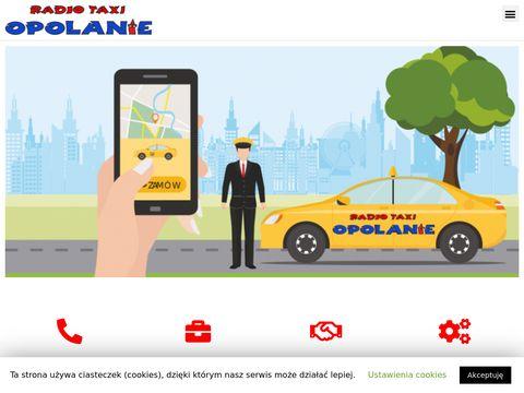 Radio Taxi Opolanie Przewóz dzieci