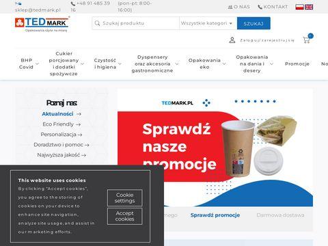 Tedmark.pl pojemniki obiadowe