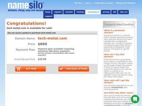 Tech-metal.com obróbka CNC
