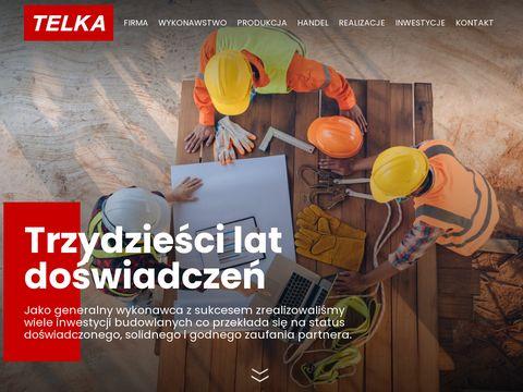 PUP Telka sp. z o.o. malowanie proszkowe Podlaskie