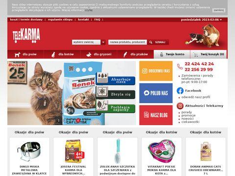 Telekarma.pl - karma dla psa