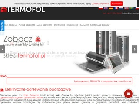 Termofol.pl - ogrzewanie podłogowe