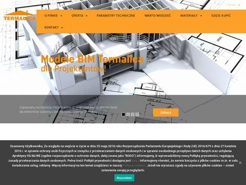 Termalica.pl beton komórkowy