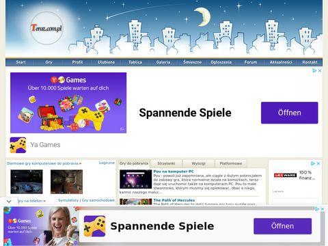 Teraz.com.pl gry do pobrania