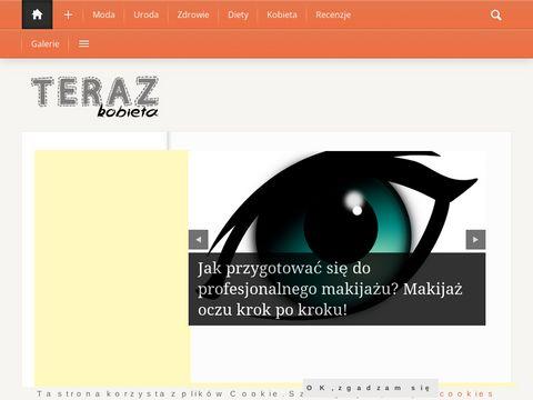TerazKobieta.pl - portal dla kobiet