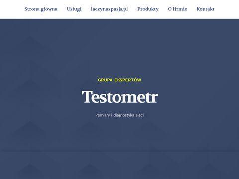 Testometr.pl blog dla biznesu