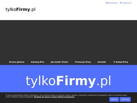 Tylkofirmy.pl bezpłatny katalog