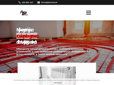 Tpinstal.pl przyłącza wodno-kanalizacyjne