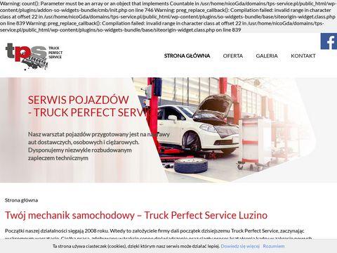Tps-service.pl naprawa samochodów osobowych