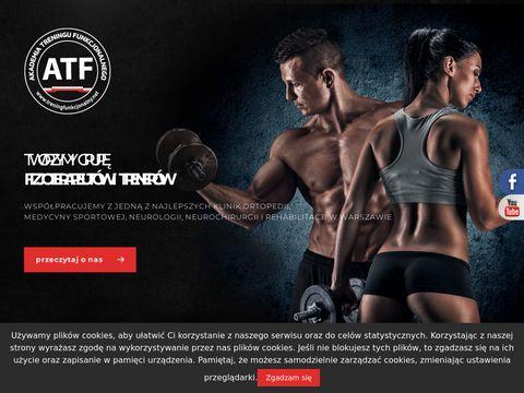 Treningfunkcjonalny.net szkolenia trenerów