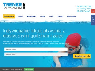 Trenerplywania.com total immersion