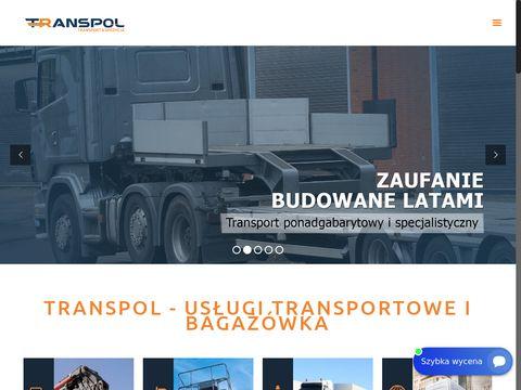 Transpol - transport Gdańsk