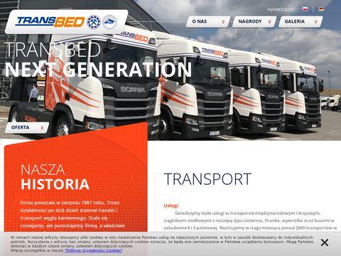 Transped- transport międzynarodowy