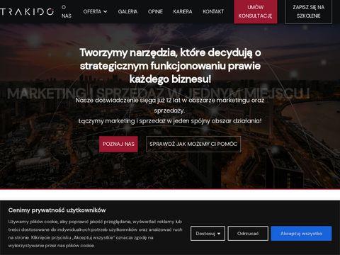 Trakido.pl agencja reklamowa Toruń