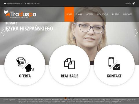 Traduspa.pl