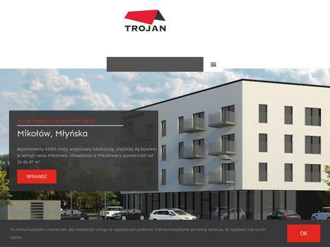 Trojan Sp. z o.o. mieszkania Mikołów