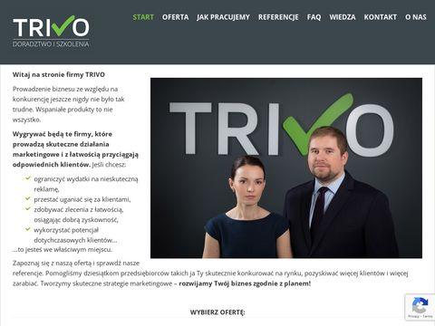 Trivo.pl - doradztwo marketingowe dla firm
