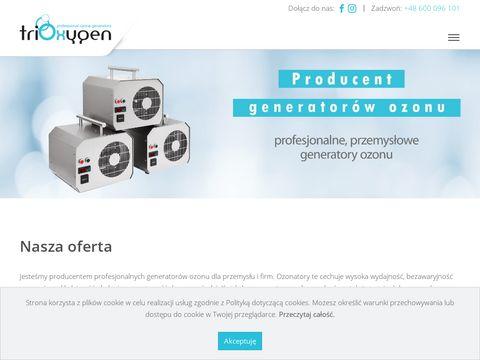 Trioxygen.com.pl