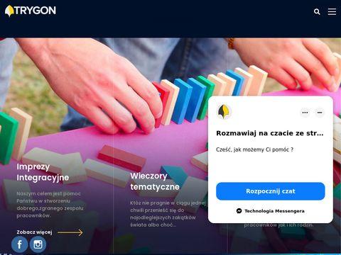 Trygon.pl imprezy integracyjne dla firm