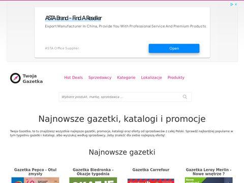 Twoja-gazetka.pl