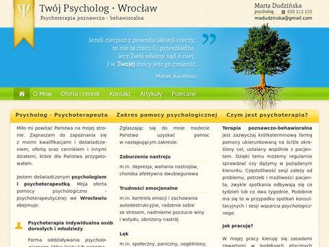 Twojpsycholog.wroclaw.pl