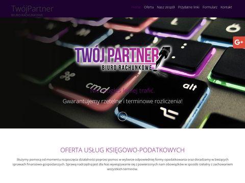 Twojpartner.net monitoring płatności Pruszcz Gdański