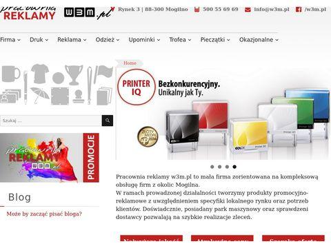 W3m.pl reklama Mogilno