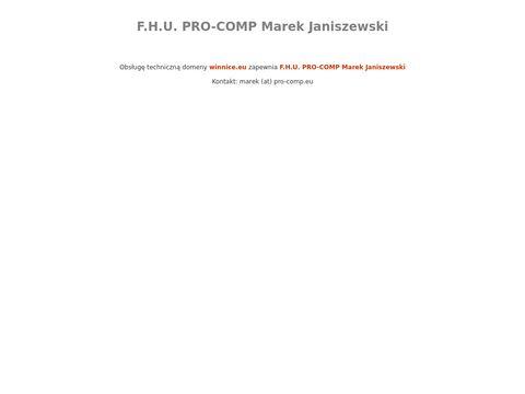 Winnice.eu skład wina prowansalskie Fort Okęcie