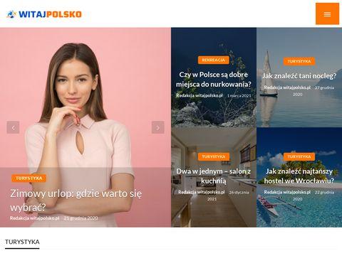 Podróże po Polsce - turystyka