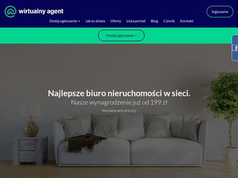 Wirtualnyagent24.pl - biuro nieruchomości online