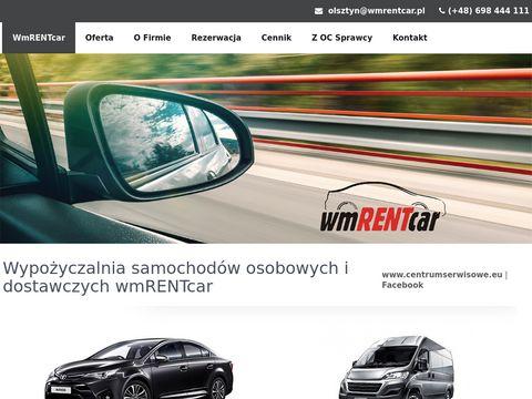 Wmrentcar.pl - wypożyczalnia samochodów Gdańsk