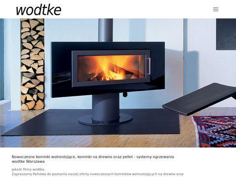 Wodtke.com.pl biokominki