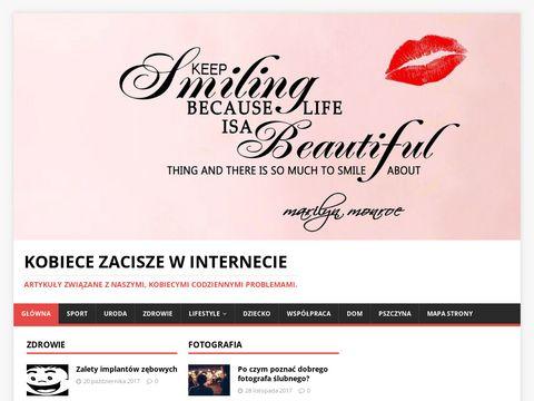 Womenlifestyle.pl blog lifestylowy