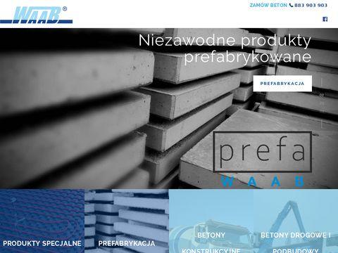 Waab.pl beton