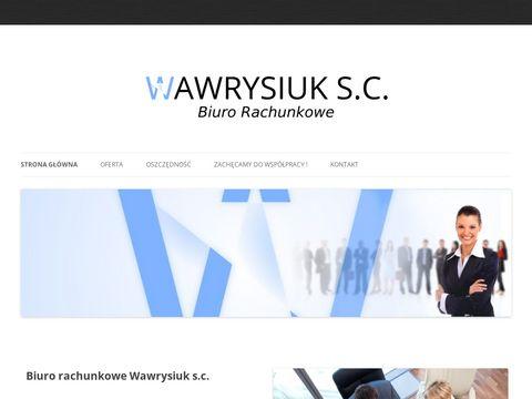 Wawrysiuk.pl biuro rachunkowe