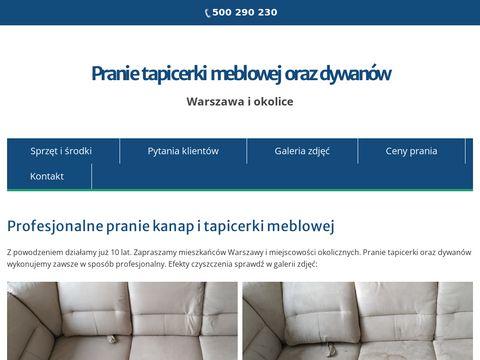 Warszawa-pranie-dywanow.pl