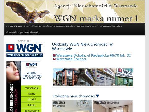 Warszawaagencjanieruchomosci.pl