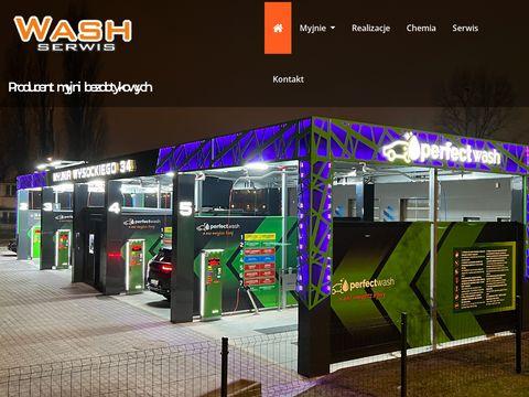 WashSerwis.pl - myjnie bezdotykowe