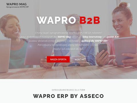 Wapro-mag.pl - oprogramowanie
