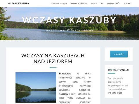 Wczasy nad jeziorem - Kaszuby