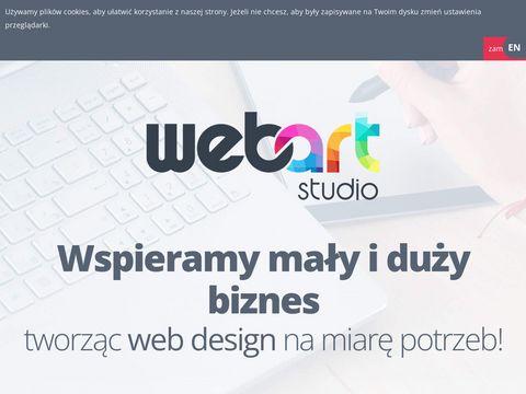 Nowoczesny marketing internetowy - projekty www, projekty graficzne