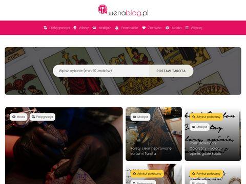 Wenablog.pl portal o urodzie