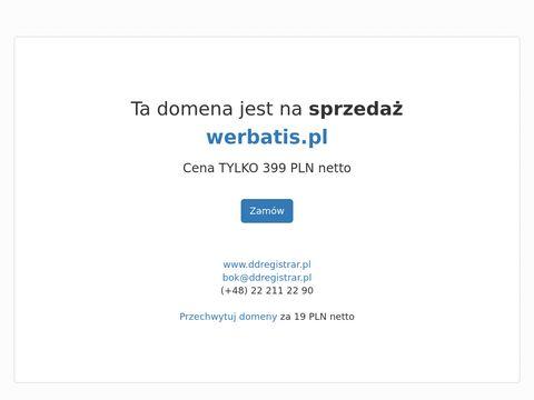 Werbatis.pl - tłumaczenia zwykłe