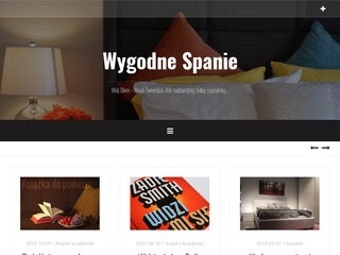 Wygodne-spanie.pl aranżacja sypialni