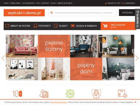 Wydrukidladomu.pl - obrazy do sypialni