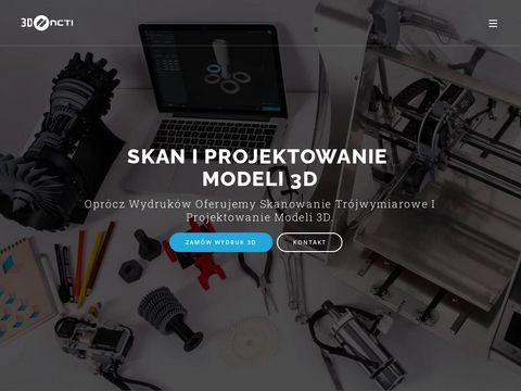 NCTI wydruk 3D Kraków