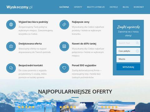 Wyskoczmy.pl - biuro podróży