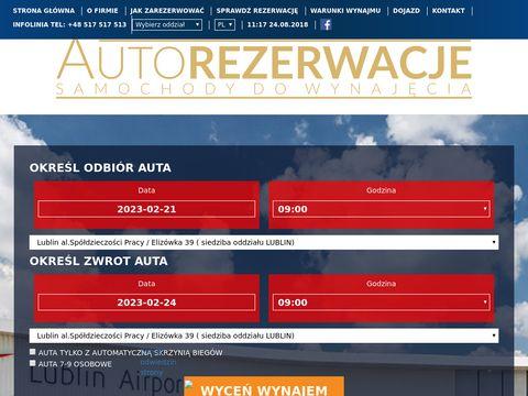 Wypozyczalniasamochodow.zlublina.pl